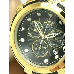 Invicta Men's Watch 23912 Bolt Zeus Black Dial
